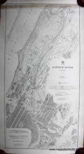 Harlem New York Map by 42 Best Nautical Charts Images On Pinterest Antique Maps