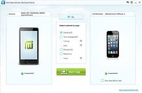 move from android to iphone iphone to android transfer to transfer contacts from iphone to