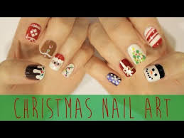 nail art for christmas the ultimate guide youtube