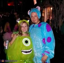 Sully Monsters Halloween Costume 25 Mike Wazowski Costume Ideas Sully