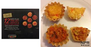 mini canape aldi mini canape snacks review product reviews