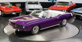 1970 Muscle Cars - expensive and rare muscle cars