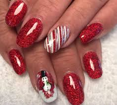 79 unique christmas nail art ideas to stand out this season