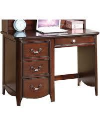 cherry wood kids desk find the best deals on cecilie kids computer desk cherry red acme