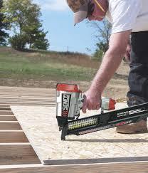 Hardwood Floor Nail Gun How To Install Hardwood Floors Nail Gun Network
