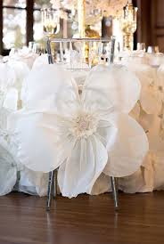 paper chair covers chaircovers weddingsparklesblog