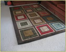 Synthetic Jute Rug Hearth Rugs Home Depot Roselawnlutheran