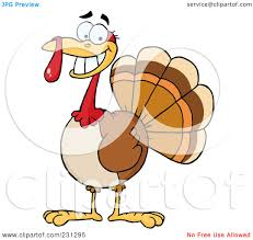 thanksgiving avatars royalty free rf clipart illustration of a happy thanksgiving
