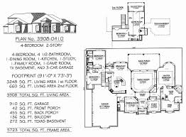 4 Bdrm House Plans 2 Story House Plans With Basement New First Class 4 Bedroom House