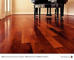black cherry solid wood flooring