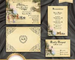 fairytale wedding invitations fairytale wedding invitations wedding corners