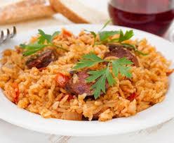cuisiner portugais riz a la portugaise recette de riz a la portugaise marmiton
