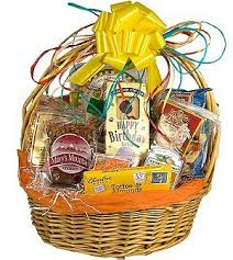 birthday gift basket birthday gift for college student birthday gift baskets college