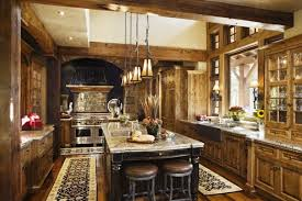 rustic country kitchen designs inspiration with traditional twist