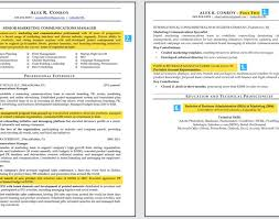 ideal resume the ideal resume here is an ideal resume for a mid level employee