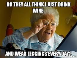 Leggings Meme - and leggings