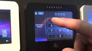 paradox alarm systems youtube