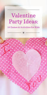 Halloween Crafts For 6th Graders by Valentine Party Ideas 14 Games U0026 Activities For Kids Hallmark