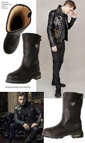 fashion motorcycle boots introducing johnny jenny reb motorcycyle boots the shoe link