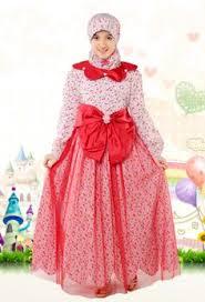 desain baju gaun anak contoh desain baju muslim anak yang dapat anda jadikan inspirasi