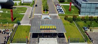 ferrari factory projects carried out