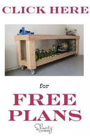 Rolling Work Bench Plans The 25 Best Small Workbench Ideas On Pinterest Pivot Table