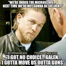 Jax Teller Memes - jax refuses to sign the guardian papers and gives tara hope