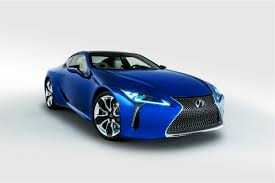 first lexus model lexus reveals the first car in its inspiration series acquire
