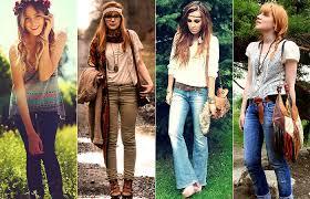 moda boho moda boho divas estilosas