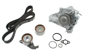 amazon com aisin tkt 002 engine timing belt kit with water pump