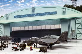 air force 1 layout ds72 002 1 72 air force apron hangar set hakoniwagiken