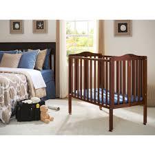 Foldable Baby Crib by Bedroom Folding Crib Portable Mini Crib