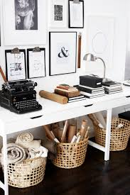 Wicker Desk Accessories by Alex Bureau Wit Clipboards Organizing And Eye