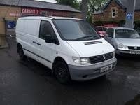mercedes vito vans for sale mercedes vito scotland carfinderscotland co uk
