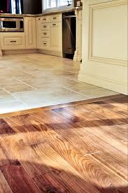 kitchen floor hardwood and tile floor waterproof wood flooring