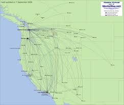 Alaska Air Map by Simairline Net Message Boards U2022 View Topic Adding New Airlines