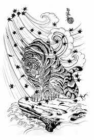 japanese tiger tattoo designs tattoomagz