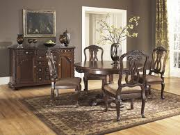 signature design by ashley north shore casual dining room set with
