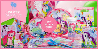 My Little Pony Party Decorations Cake Supplies Licensed Characters Girls Cake Supplies My