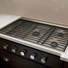 Wolf Downdraft Cooktop Kitchen Best Wolf 36 Pro Style Gas Rangetop Stainless Steel