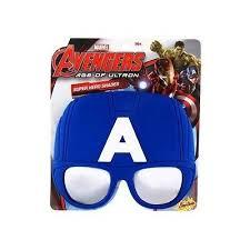 Captain America Halloween Costumes Halloween Costume Captain America Sunglasses Mask Marvel Avengers