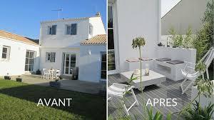 maison rénovée avant après avant après moderniser l espace extérieur d une maison