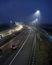 led light installation near me philips installs led lights along 7 km length of highway leds