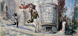 ronald searle tribute more dickens