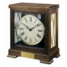 amazon com bulova victory mantel chime clock b1653 home u0026 kitchen