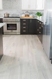 Wood Kitchen Cabinets With Wood Floors by Livelovediy Our New White Washed Hardwood Flooring And Why We