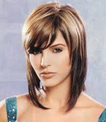 medium length bob hairstyle pictures razor haircuts for medium length hair shoulder length bob haircut