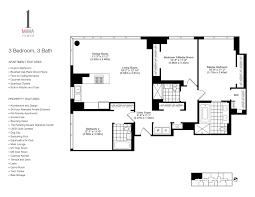 one mima tower floorplans new york city