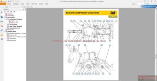 cat 416e 422e and 428e backhoe loaders hydraulic system auto