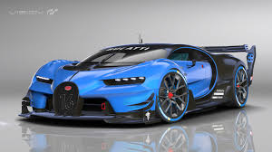 latest bugatti the bugatti vision gt concept makes its home in california